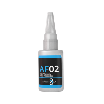 AF02 - Bassa viscosità - 50 gr.